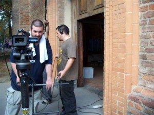 la telecamera.. che passione